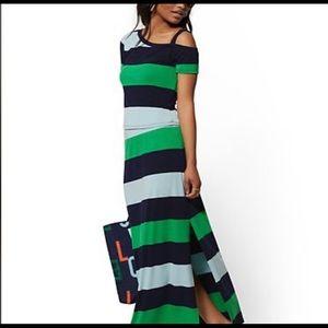 New York & Co. Maxi Skirt NWT